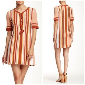New Free People Lollypop Short Tunic Dress